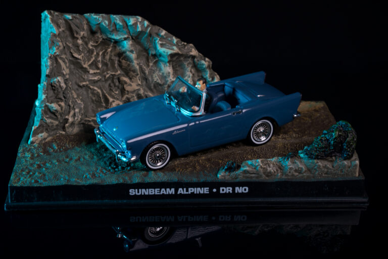 Read more about the article 012 – Sunbeam Alpine Roadster 2